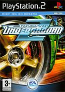 jaquette PlayStation 2 Need For Speed Underground 2