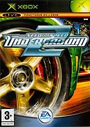 jaquette Xbox Need For Speed Underground 2