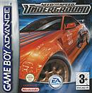 jaquette GBA Need For Speed Underground