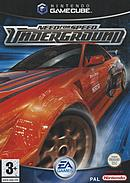 jaquette Gamecube Need For Speed Underground