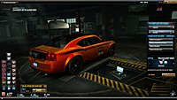 Need For Speed World Dodge charger SRT8
