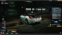Need For Speed World Nissan 370Z Z34