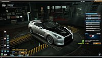 Need For Speed World Nissan GT R R35