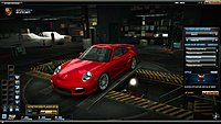 Need For Speed World Porche 911 GT2 997 avant