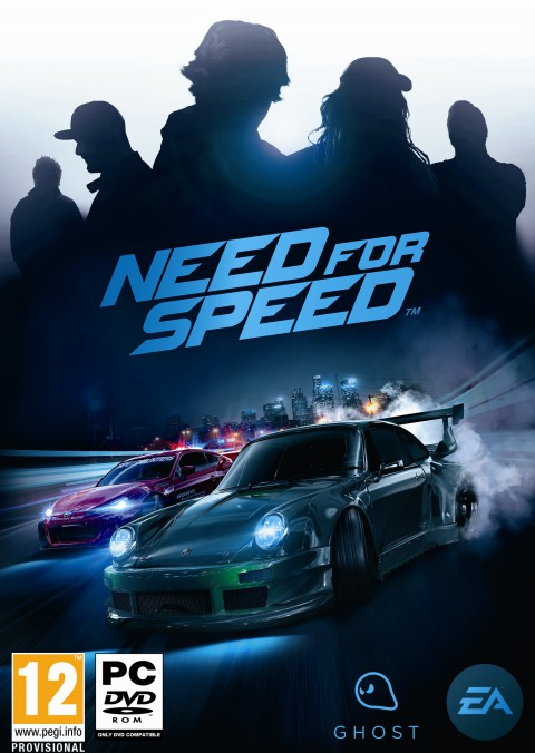 jaquette PC Need For Speed