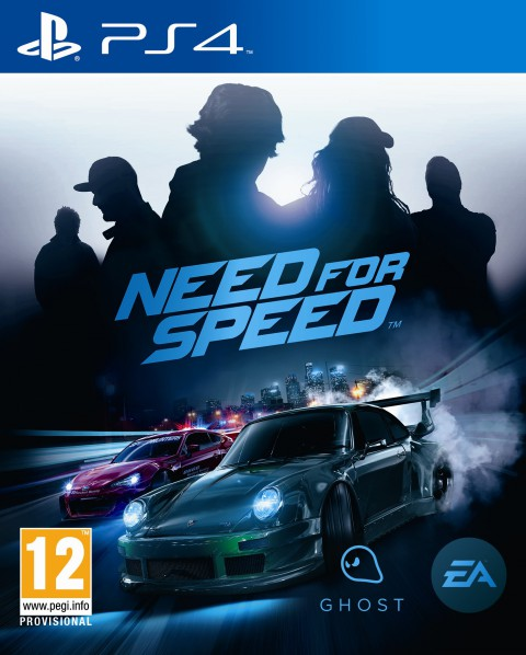 jaquette PlayStation 4 Need For Speed