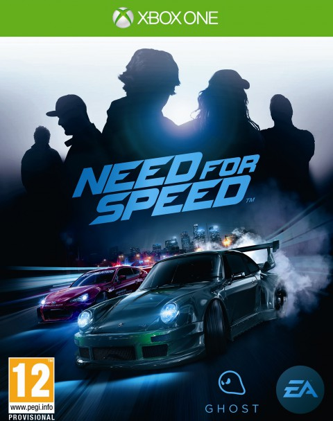 jaquette Xbox One Need For Speed