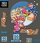jaquette Neo Geo Neo Mr Do
