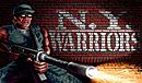 jaquette Amiga New York Warriors