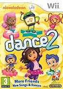 jaquette Wii Nickelodeon Dance 2