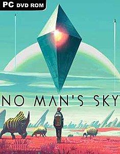 jaquette PC No Man s Sky