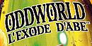 jaquette PSP Oddworld L Exode D Abe