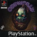 jaquette PlayStation 1 Oddworld L Odyssee D Abe
