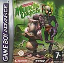 jaquette GBA Oddworld Munch s Oddysee