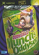 jaquette Xbox Oddworld Munch s Oddysee