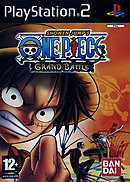jaquette PlayStation 2 One Piece Grand Battle