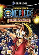 jaquette Gamecube One Piece Pirates Carnival