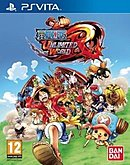 jaquette PS Vita One Piece Unlimited World Red