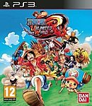 jaquette PlayStation 3 One Piece Unlimited World Red