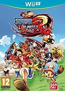 jaquette Wii U One Piece Unlimited World Red