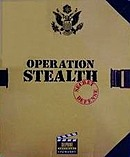 jaquette Amiga Operation Stealth