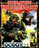 jaquette Amiga Operation Thunderbolt