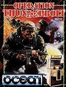 jaquette Amstrad CPC Operation Thunderbolt