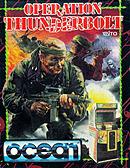 jaquette Atari ST Operation Thunderbolt