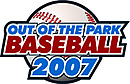 jaquette PC Out Of The Park Baseball 2007