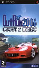jaquette PSP OutRun 2006 Coast 2 Coast