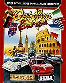 jaquette Amiga OutRun Europa