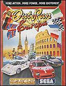 jaquette Commodore 64 OutRun Europa