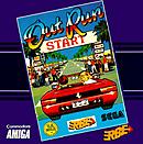 jaquette Amiga OutRun