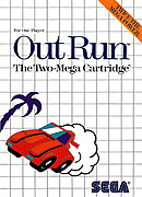 jaquette Master System OutRun