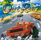 jaquette PC Engine CD ROM OutRun