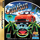 jaquette Saturn OutRun