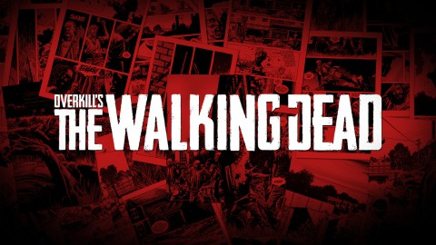 jaquette PlayStation 4 Overkill s The Walking Dead