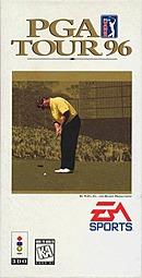 jaquette 3DO PGA Tour 96