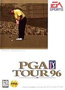 jaquette Megadrive PGA Tour 96