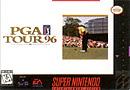 jaquette Super Nintendo PGA Tour 96
