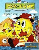 jaquette Amiga Pac Land