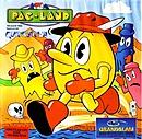 jaquette Amstrad CPC Pac Land