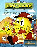 jaquette Atari ST Pac Land