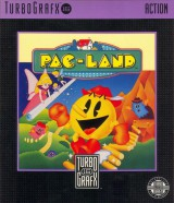 jaquette PC Engine CD ROM Pac Land