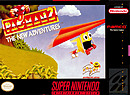 jaquette Super Nintendo Pac Man 2 The New Adventures