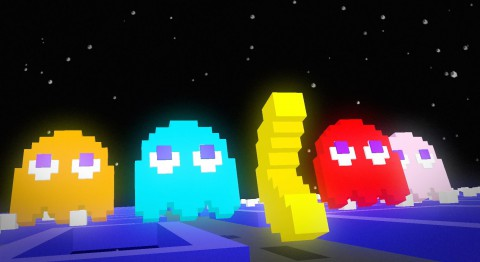 jaquette Android Pac Man 256