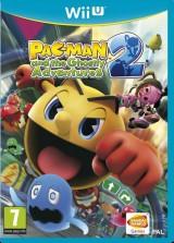 jaquette Wii U Pac Man Et Les Aventures De Fantomes 2