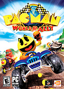 jaquette PC Pac Man Rally