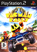 jaquette PlayStation 2 Pac Man Rally