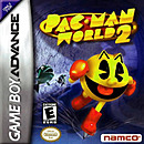 jaquette GBA Pac Man World 2